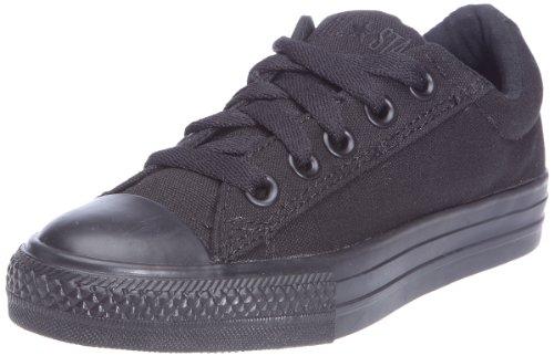 Converse - Zapatillas de tela para niños Negro (Noir mono)