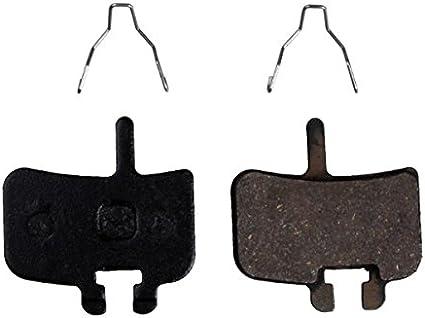 Set Brake Pads Semi-metallic Bicycle Resin Disc For Hayes HFX-9 Series