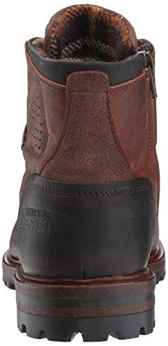 visit new online Steve Madden Men's Janis Ankle Boot Cognac Leather cheap sale wholesale price jPVJzKlo
