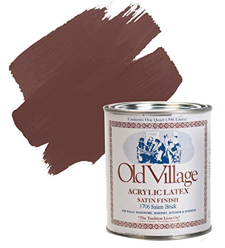 Paint Salem Brick 1qt