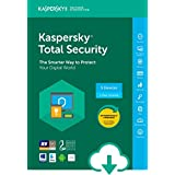 Kaspersky Total Security ESD - 5 Device [PC/Mac Online Code]