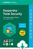 Software : Kaspersky Total Security ESD - 5 Device [PC/Mac Online Code]