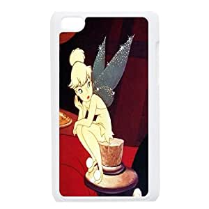 iPod Touch 4 Phone Case White Tinkerbell WE1TY693122