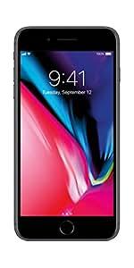 Apple iPhone 8 64GB, Verizon, Space Gray (Certified Refurbished)