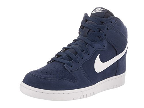 Nike Dunk US Binary Men's Shoe Hi Basketball Men 13 Blue White 4rg4HnP