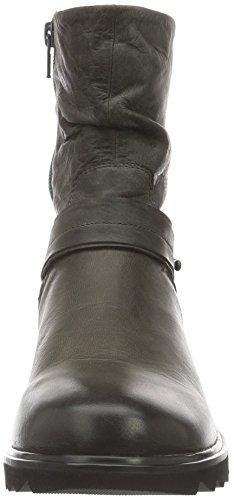 006 Spm 006 dk Blackfish Ankle Grigio Boot Biker dk Grey Donna Stivaletti qPqznr
