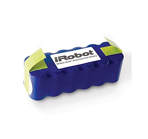 Authentic iRobot Parts - XLife Extended Life Battery - Compatible with Roomba 400/600/700/800 Series Robots by iRobot