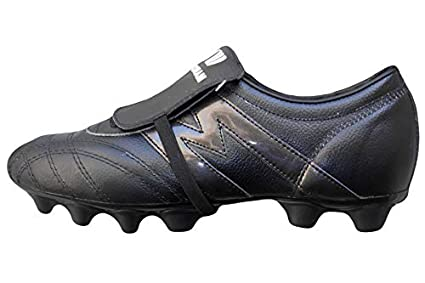 45da3f9bb Manríquez Tacos Fútbol Soccer Mid SX Total Negro Piel  Amazon.com.mx ...