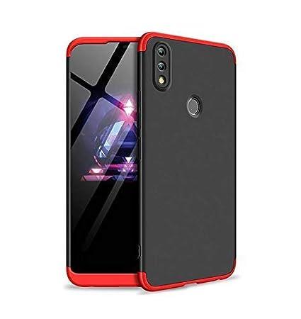 reputable site e2e9e 24ce0 SPAZY CASE® Huawei Honor 8C Cover Case Ull Body 3: Amazon.in ...
