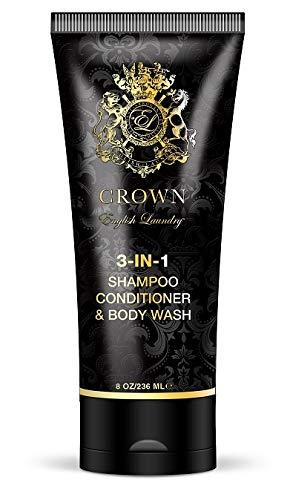 Amazon.com: Champú, acondicionador, lavado de cuerpo, corona ...