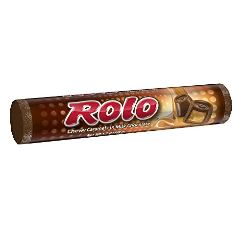 ROLO Chocolate Caramel Candy, 1.7 Ounce (Pack of 36)