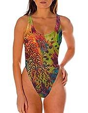 Kiniki Amalfi Tan Through Thong Swimsuit