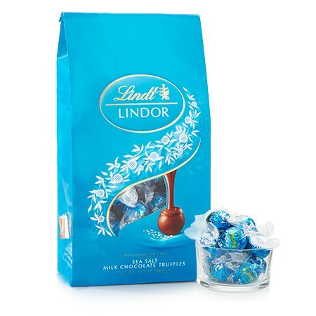Sea Salt LINDOR Truffles 75-pc Bag