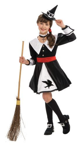 Rubie's Deluxe Salem Witch Costume - Large (12) -