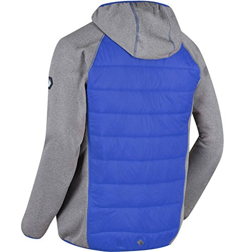 Rock Men's Blue Hybir Andreson Jacket Non Waterproof Regatta Oxford Iii Grey BUw0fq