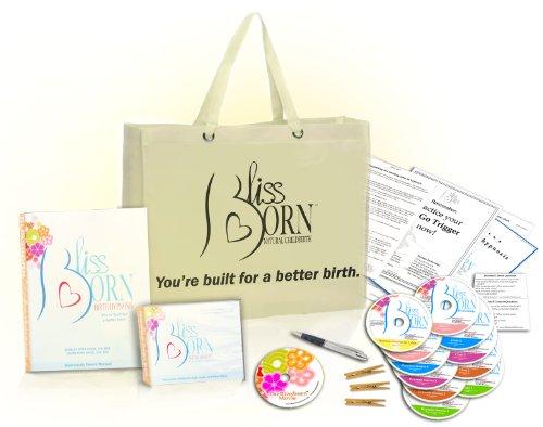Blissborn Homestudy Program: Complete Natural Childbirth Education (Hypnobabies Cd)