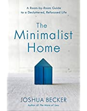 Save on The Minimalist Home. Discount applied in price displayed.