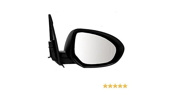 Power Door Mirror For 2010-2013 Mazda 3 Heated Passenger Right Side BBM56912ZL
