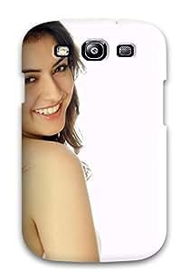 Jerry marlon pulido's Shop Hot Hot Tpu Cover Case For Galaxy/ S3 Case Cover Skin - Hansika Motwani Pretty Smile