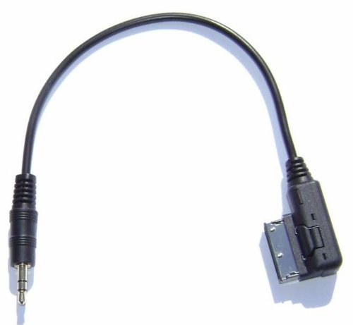 MDI AMI MMI Cable Adapter Connect Ipod Iphone Mini 3.5mm