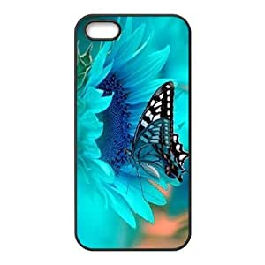 Butterfly Brand New Cover Case for Iphone 5,5S,diy case cover ygtg523278 by Maris's Diary