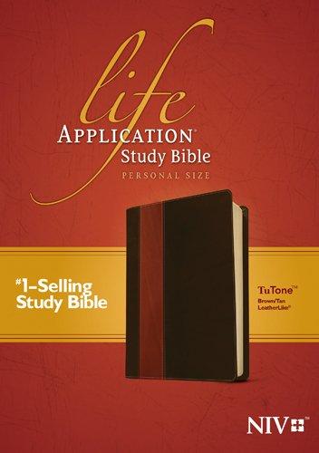 Download Life Application Study Bible NIV, Personal Size, TuTone ebook