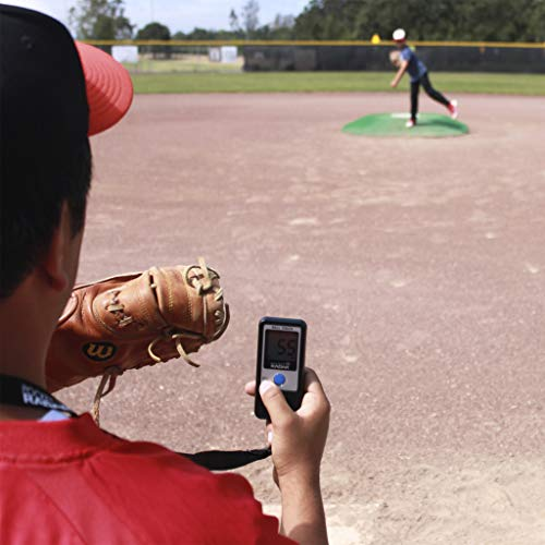 Pocket Radar Ball Coach / Pro-Level Speed Training Tool and Radar Gun
