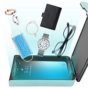 Cell Phone & Personal Disinfecting Products