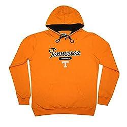 NCAA Youth CLEVELAND STATE VIKINGS Athletic Pullover Hoodie / Sweatshirt L Orange