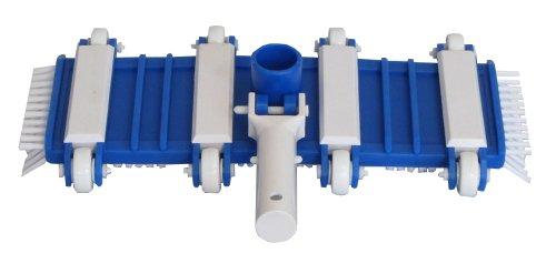 Vacuum Vac Flexible Head Spa Swimming Pool (Blue) - 7
