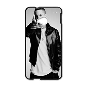 Personalized fashion Eminem Custom Cover Casel For HTC One M7 QWQH992292