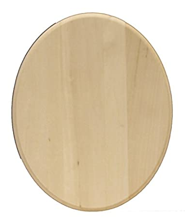 Walnut Hollow Basswood Rectangle Plaque, 11 by 14-Inch 18211PL