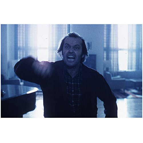 Jack Nicholson 8 Inch x 10 Inch Photo from Slide The Shining The Departed Chinatown Crazy in Action kn