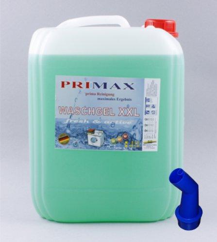 10 Liter Primax Flüssigwaschmittel grün Versandkostenfrei