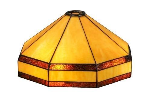 Meyda lighting 14 in. wagonwheel shade