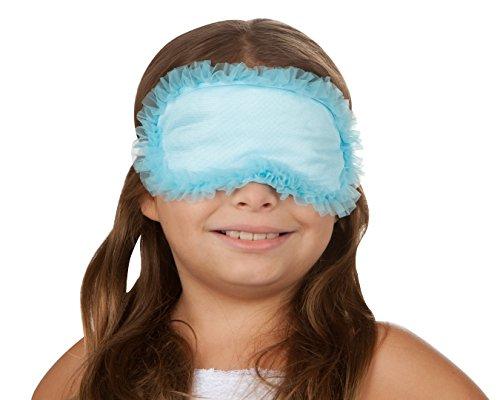 Laura Dare Frozen Enchanted Ice Princess Costume Sleepmask, OSFA]()