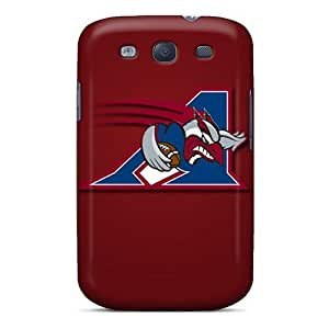 New Cute Funny Montreal Alouettes Case Cover/ Galaxy S3 Case Cover