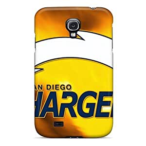 Snap-on San Diego Chargers Case Cover Skin Compatible With Galaxy S4