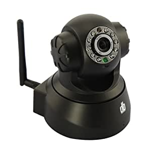 Wireless Webcam IP CÁMARA PAN / TILT WIFI CAM Tenvis MONITOR IPHONE / ANDROID