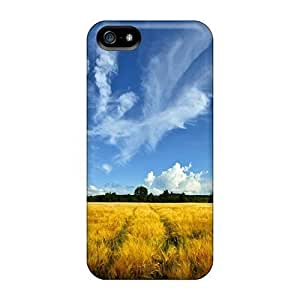 New Fashionable JoinUs Cover Case Specially Made Case For Sam Sung Note 2 Cover (nature Fields Golden Field)