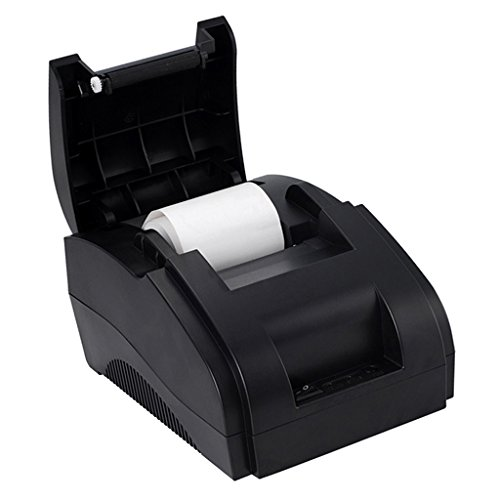 SM SunniMix Cash Receipt Bill Thermal Printer for Business Bluetooth Support Windows Operating System and Network…