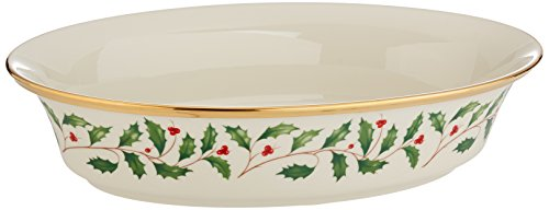 Lenox Holiday Open Vegetable Bowl by Lenox (Image #2)