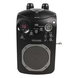Karaoke con Reproductor de CD König