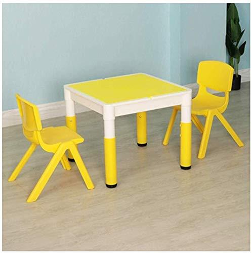 DX mesa de estudio de los niños Niño mesas sillas de jardín de ...