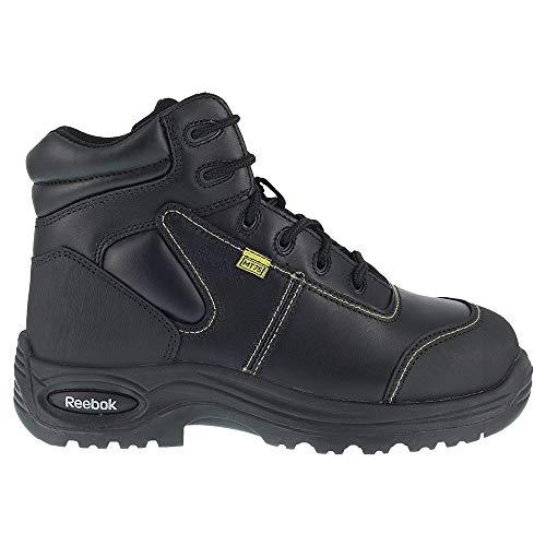 La Stivali Si Interno Reebok Black Rb6755 Sicurezza Nero Riunito è Per Sw7Tq1