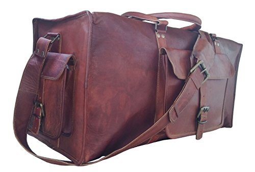 Leather Cabin Luggage - 4