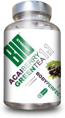 Bio-Synergy Acai and Green Tea Slimming Capsules, 60 capsules