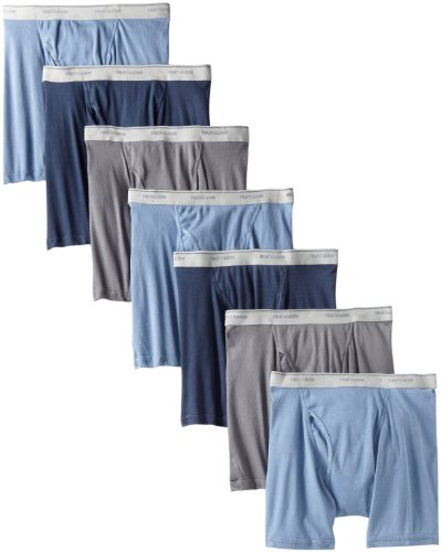 Fruit of the Loom Men's 7 Pack Boxer Brief