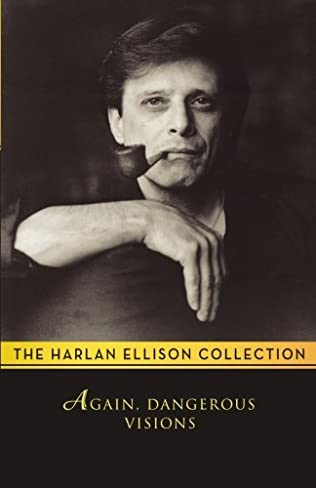 book cover of Again, Dangerous Visions