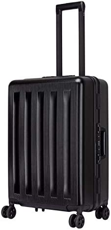 Built-in TSA Lock Boarding The Chassis Suitcases 20 inch ABS Silent Universal Wheel carryon